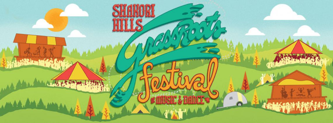 Shakori Hills Grassroots Festival of Music & Dance @ Silk Hope, N.C.